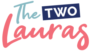 The Two Lauras Logo